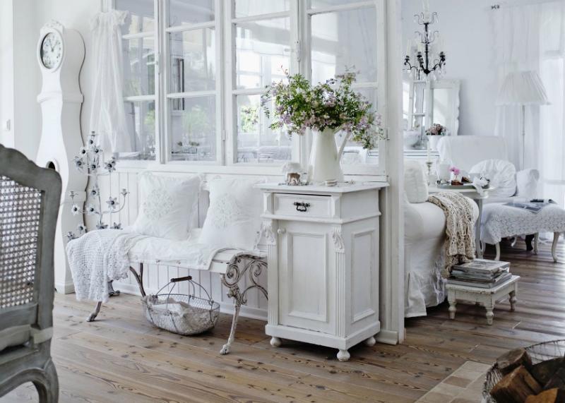 Lo stile Shabby Chic: trucchi e consigli per una casa sempre di moda ...